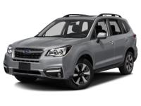2018 Subaru Forester 2.5i Limited Awards:   * ALG