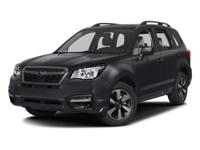 2018 Subaru Forester Dark Gray Metallic 2.5i Premium