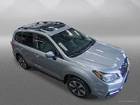 We proudly offer this amazing new 2018 Subaru Forester