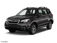 2018 Subaru Forester Bronze 2.5i Touring 2.5L