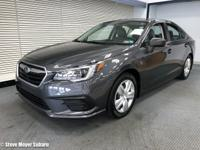 ONE OWNER SUBARU CERTIFIED PRE-OWNED LEGACY 2.5I WITH