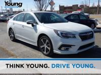 2018 Subaru Legacy 3.6R Limited This vehicle is nicely