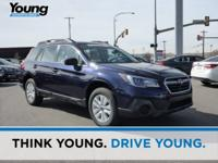 2018 Subaru Outback 2.5i This vehicle is nicely