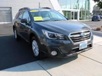 This 2018 Subaru Outback Premium is proudly offered by