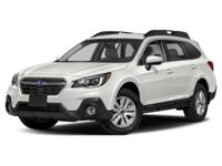 2018 Subaru Outback 2.5i Touring Certified. Recent