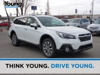 2018 Subaru Outback 3.6R Touring This vehicle is nicely