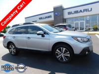 2018 Subaru Outback 3.6R Limited! ** ACCIDENT FREE