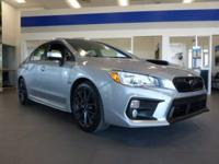 2018 Subaru WRX Premium This vehicle is nicely equipped