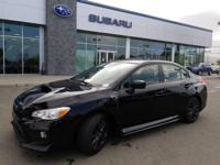 Options:  2018 Subaru Wrx 4D Sedan|Standard Model|6