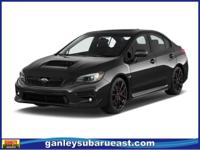 2018 Subaru WRX Dark Gray Metallic Limited Newly