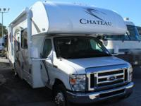 CLASS C DRIVABLE RV....FRONT LIVING