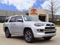 2018 Toyota 4Runner Limited Call now at  to ask about