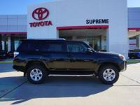 4WD and Cloth. Gasoline! The Supreme Toyota EDGE!