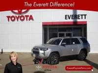 Recent Arrival! 2018 Toyota 4Runner TRD Off-Road