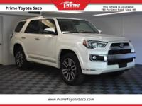 CARFAX One-Owner. Toyota Certified!, With these sought