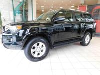This outstanding example of a 2018 Toyota 4Runner SR5