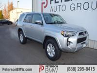 Our great looking 2018 Toyota 4Runner 4WD that's shown