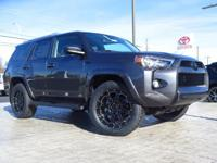 This 4Runner  has many valuable options! Bluetooth