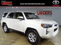 Toyota Certified. SR5, Alloy wheels, Exterior Parking