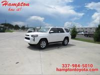 This 2018 Toyota 4Runner SR5 is proudly offered by