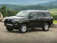 Magnetic Gray Metallic 2018 Toyota 4Runner SR5 RWD
