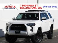 SR5 PACKAGE * 4X4 * BELLINGHAM TOYOTA LIFT * TRD WHEELS