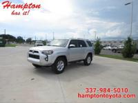 This 2018 Toyota 4Runner SR5 Premium is offered to you