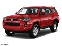Options:  2018 Toyota 4Runner Sr5 Premium|4X4 Sr5