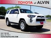 4WD. $2,202 off MSRP! Recent Arrival! 2018 Toyota