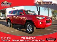 Toyota Certified, CARFAX 1-Owner, GREAT MILES 7,378!