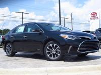 New Arrival! This Avalon  has many valuable options!