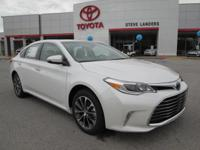 New Price! 2018 Toyota Avalon XLE Premium 3.5L V6 DOHC