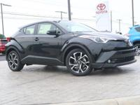 New Arrival! This C-HR  has many valuable options!