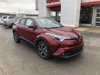 New Price! Ruby 2018 Toyota C-HR XLE Premium FWD CVT