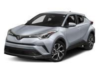Scores 31 Highway MPG and 27 City MPG! This Toyota C-HR