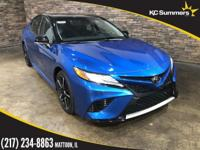Blue Streak 2018 Toyota Camry XSE Pano Roof, Driver