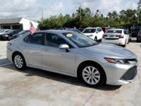 CARFAX One-Owner. Clean CARFAX. 2018 Toyota Camry LE