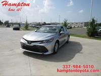 This outstanding example of a 2018 Toyota Camry L is