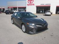 Recent Arrival! 2018 Toyota Camry LE 2.5L I4 DOHC 16V