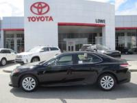 $3,059 off MSRP! Black 2018 Toyota Camry LE Factory