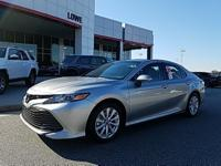 $3,111 off MSRP! Silver 2018 Toyota Camry LE Factory