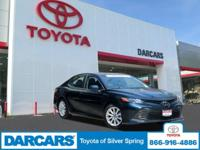 Check out this gently-used 2018 Toyota Camry we