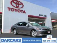 Looking for a clean, well-cared for 2018 Toyota Camry?