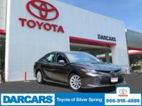 DARCARS Toyota Silver Spring has a wide selection of