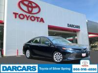 This outstanding example of a 2018 Toyota Camry LE is