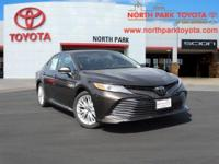2018 Toyota Camry LE 10. 39/28 Highway/City MPGEmail us