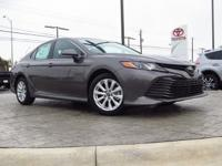 This Camry  has many valuable options! Bluetooth