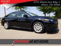 Check out this 2018 Toyota Camry LE. Its Automatic