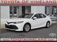 This reliable 2018 Toyota Camry LE comes with a variety