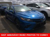 $2,113 off MSRP! Camry SE, 4D Sedan, 2.5L I4 DOHC 16V,